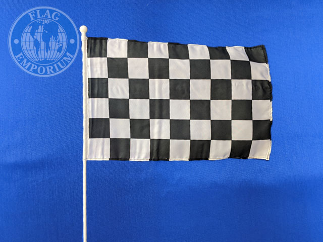 36x60 Checkered Flag Econo Polyester Grommets Checkered Flag Racing Flags Sports Flags Check3660polg 20 00 Flag Emporium Buy Canada Flags International Flags And Flagpoles A World Of Flags Flagpoles And Accessories