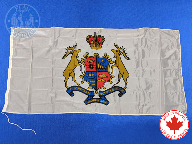 36x72 City Of Saint John Flag Premium Heavyweight Nylon Rope And Toggle Sj3672hwrt 70 00 Flag Emporium Buy Canada Flags International Flags And Flagpoles A World Of Flags Flagpoles And Accessories