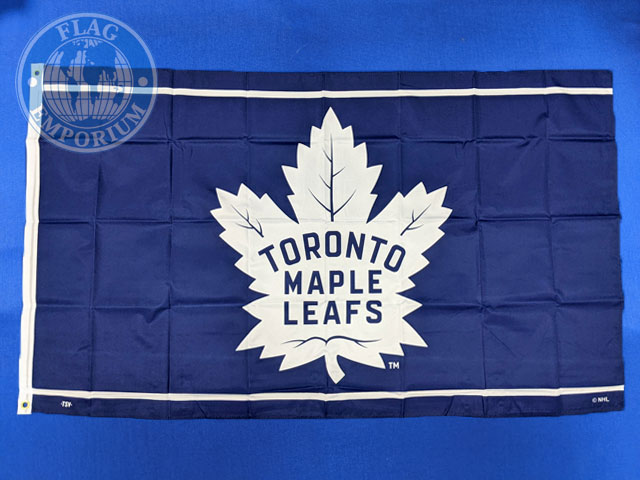 36x60 Toronto Maple Leafs Flag Grommets Nhltorfl3660polg 30 00 Flag Emporium Buy Canada Flags International Flags And Flagpoles A World Of Flags Flagpoles And Accessories